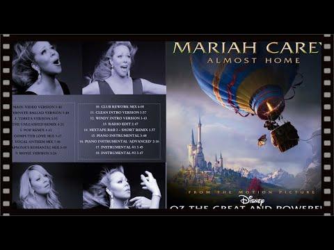 Mariah Carey - Almost Home [EP 8-Tracks]