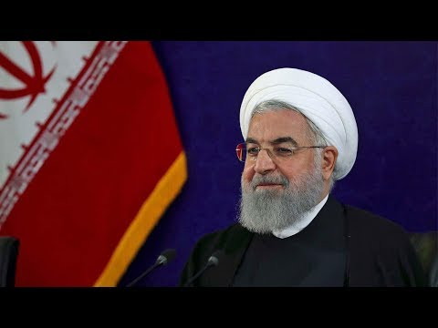 BREAKING: Iran's Pres Warns They Could Enrich Uranium More Than Before; Remains Committed To Deal