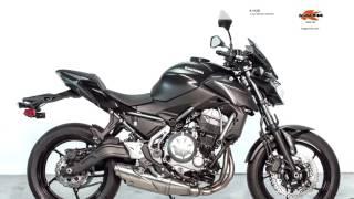 Kawasaki Z650 - KAPPA ACCESSORIES RANGE