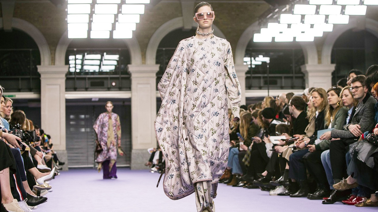 Watch Show report: Mulberry AW'12 video