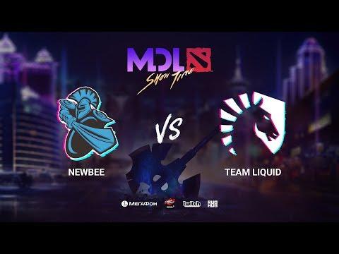 Newbee vs Team Liquid, MDL Macau 2019, bo1, [Jam & Lost]
