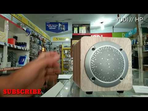 Harga Murah!! Musik Box Visio BS01 Suaranya Muantebbb!!!