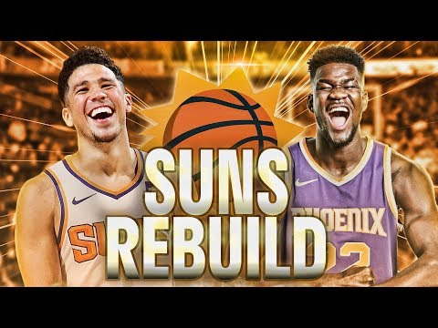 Suns 2020 Rebuild | Massive Free Agent!