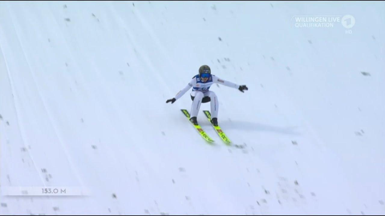 Download Neuer Schanzenrekord in Willingen - Klemens Muranka springt in der Qualifikation auf 153,0m