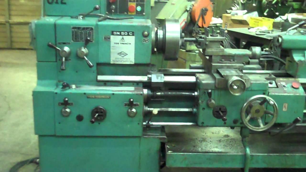 kbc machinery sn50c lathe 102 running youtube rh youtube com Manual Lathe Accidents Old Manual Lathes