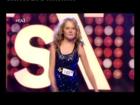 Laura van den Elzen 12 years - The Climb - My Name Is Tina Turner & Miley Cyrus