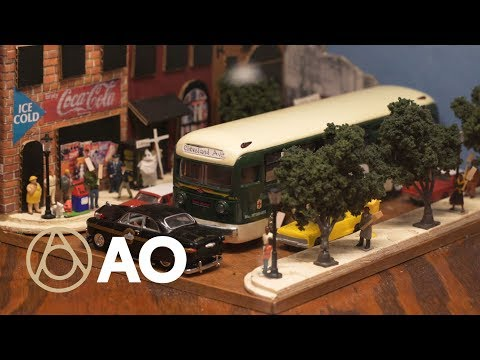 The History of L.A.'s African American Miniature Museum