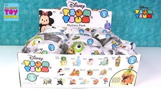 Disney Tsum Tsum Series 5 Mystery Stack Pack Blind Bag Opening | PSToyReviews