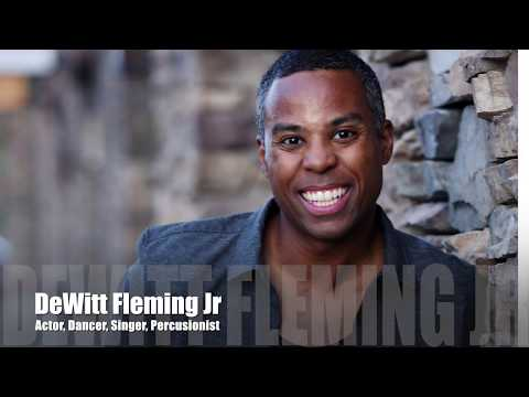 DeWitt Fleming Jr Reel kennedy center