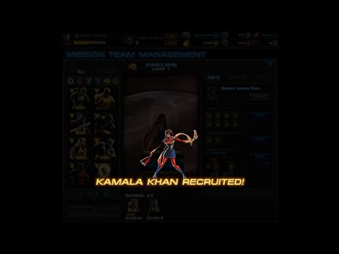 Marvel Avengers Alliance Kamala Khan