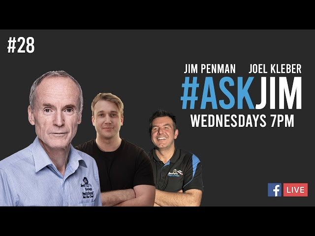 #ASKJIM Episode 28 with Jim Penman and Rocky Aloi from Jim's Handyman | 131 546 |