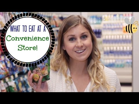 Healthy Snacks: What To Eat at a Convenience Store!