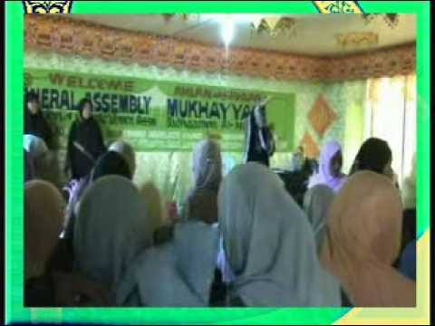 SPMYA sponsored Tadhamon Al Islamie General Assembly of Islamie Women in Mindanao
