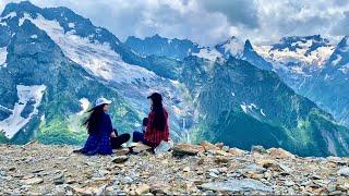 Домбай Российский Куршавель Отпуск в горах