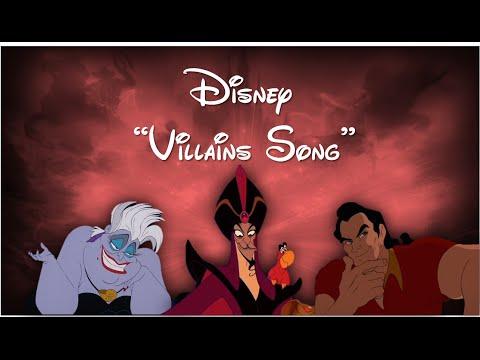 Top 10 Disney Villain Songs