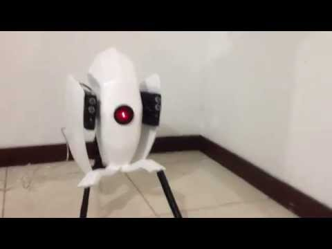 Portal Turret Using Arduino
