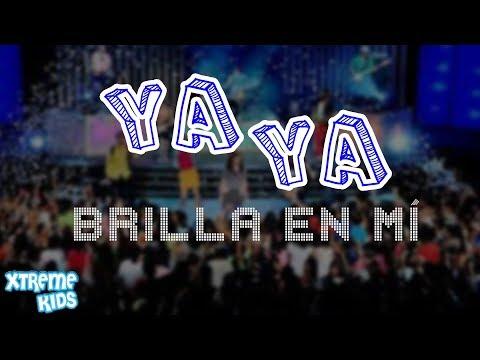 "Xtreme Kids | ""Ya Ya"" | Brilla en Mí (Álbum)"