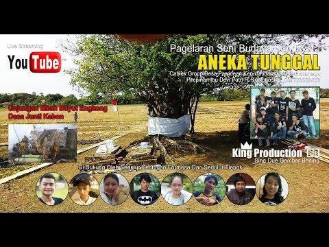 Live Sandiwara Aneka Tunggal Unjungan Buyut Engkong Junti Kebon edisi malam
