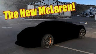 New Wrap Color for the McLaren 570s!!