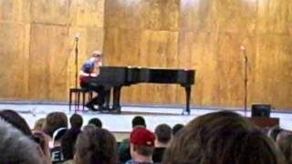 Your Song (Talent Show Cover) - David Burley