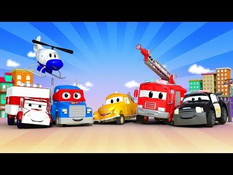Thành phố xe – phim hoạt hình dành cho thiếu nhi