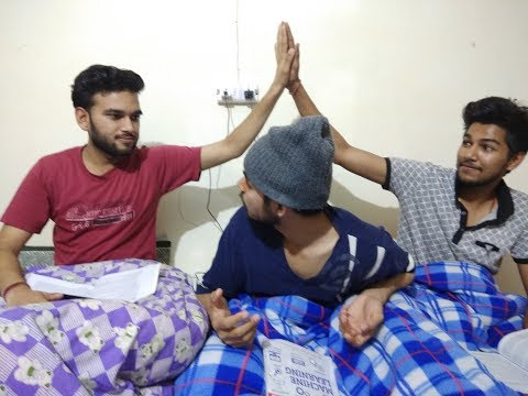 Group Study Be Like || Naak Me Ungli || feat. akshay chauhan and akash