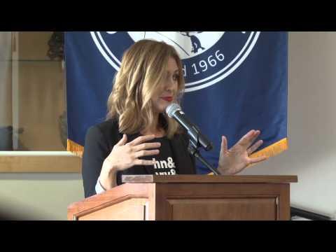 Visiting author: Jennifer Niven