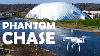 KEN HERON - DJI Phantom 4 PRO - Phantom CHASE  (4K)