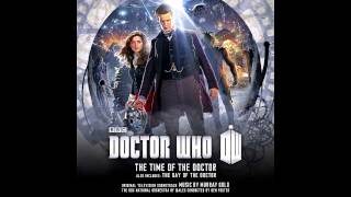 The Time Of The Doctor OST 5 - Papal Mainframe