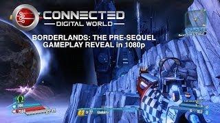 Borderlands The Pre-Sequel Gameplay in 1080p