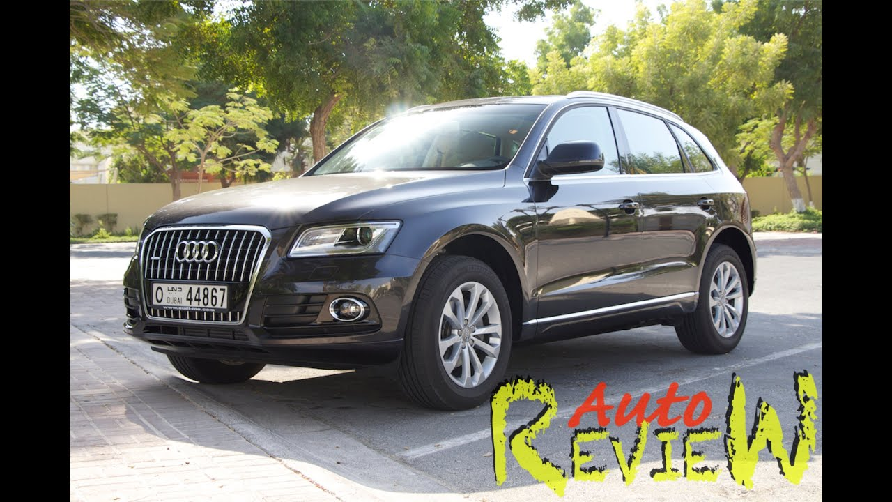 2013 Audi Q5 2.0l TFSI quattro tiptronic - Review by ...