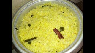 Sri Lankan Yellow Rice