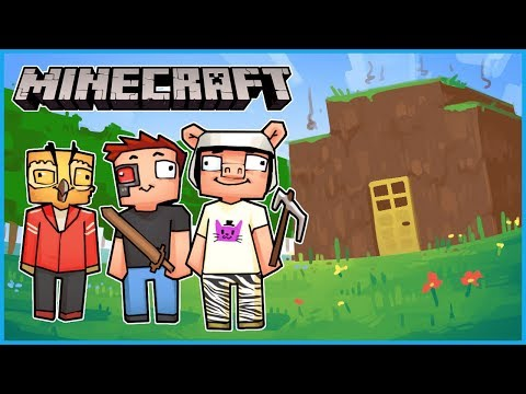 the most inappropriate Minecraft series on YouTube... ep 1