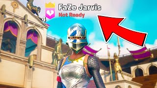 I Pretended to be FaZe Jarvis with a Voice Changer in Fortnite... (it worked)