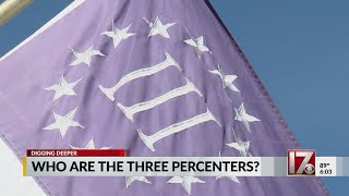 Who are the Three Percenters?