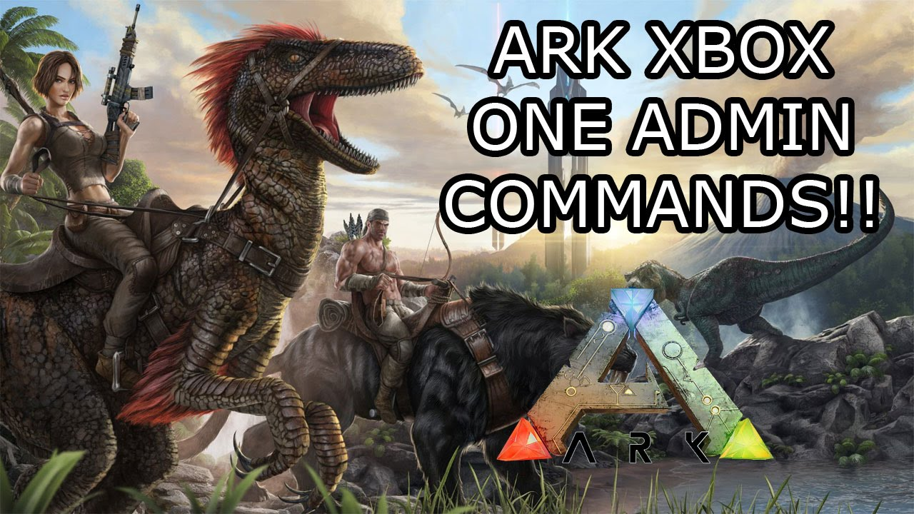 ARK SURVIVAL EVOLVED ADMIN COMMANDS ADMIN LOGGING