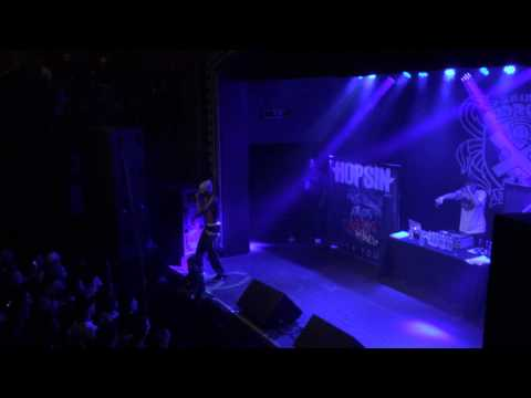 Hopsin- Tears To Snow [LIVE IN DETROIT, MI : Knock Madness Tour]