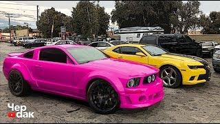 Mustang по цене iPhone XS. Проблемы только начались!