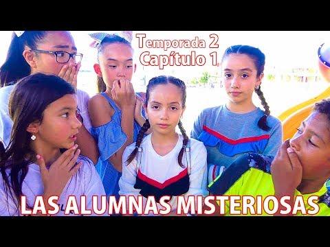 Las Alumnas Misteriosas | TV Ana Emilia