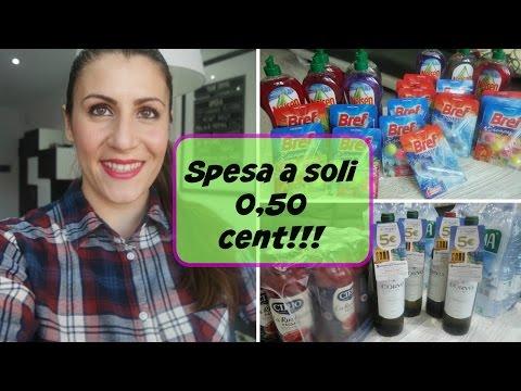 ✨ Spesa con i COUPON: tutta la spesa a 0,50 cent!!! ✨TheGlamLowCost