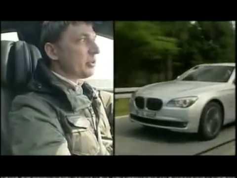 Тест-драйв BMW 7 Series, что в ней хорошего?