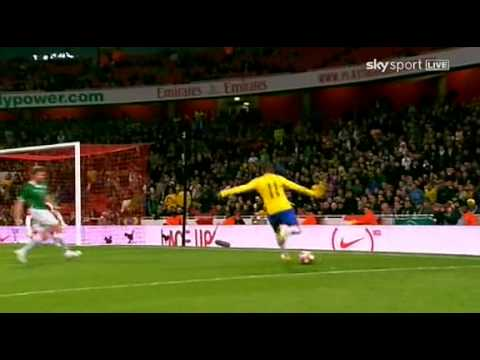 Brazil 2 - 0 Ireland [Friendly] -- Full Highlight