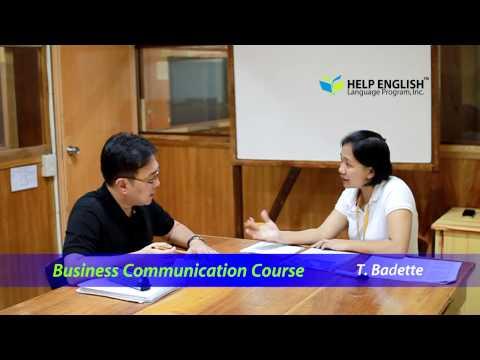Business Communication Course class