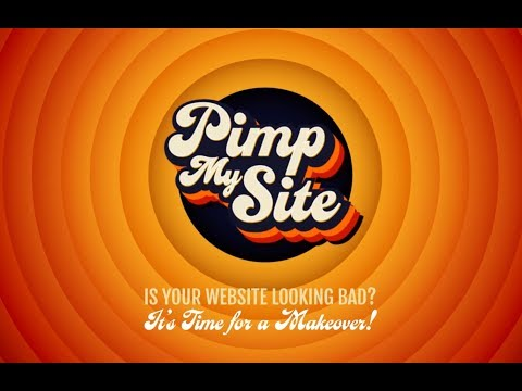Pimp My Site | Professional Website Makeover Agency | Orange County