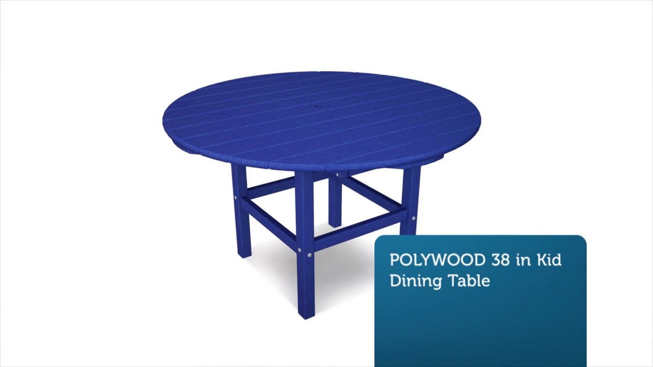 Polywood Dining Table | Polywood Furniture | 877-876-5996