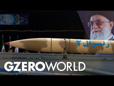 Ian Bremmer & Karim Sadjadpour: Tensions with Tehran   GZERO World