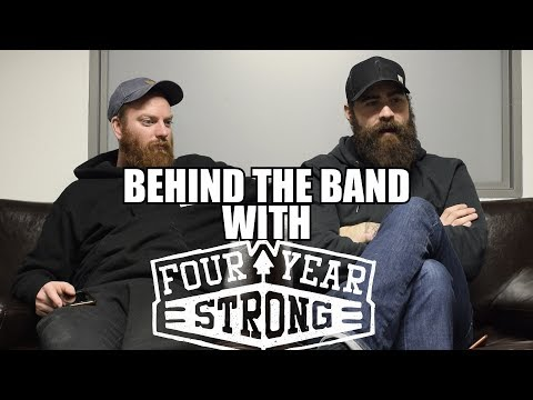 Behind The Band with Four Year Strong