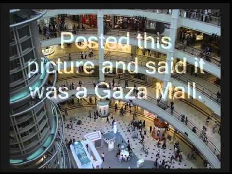 Israelies Post False Gaza Mall Photo