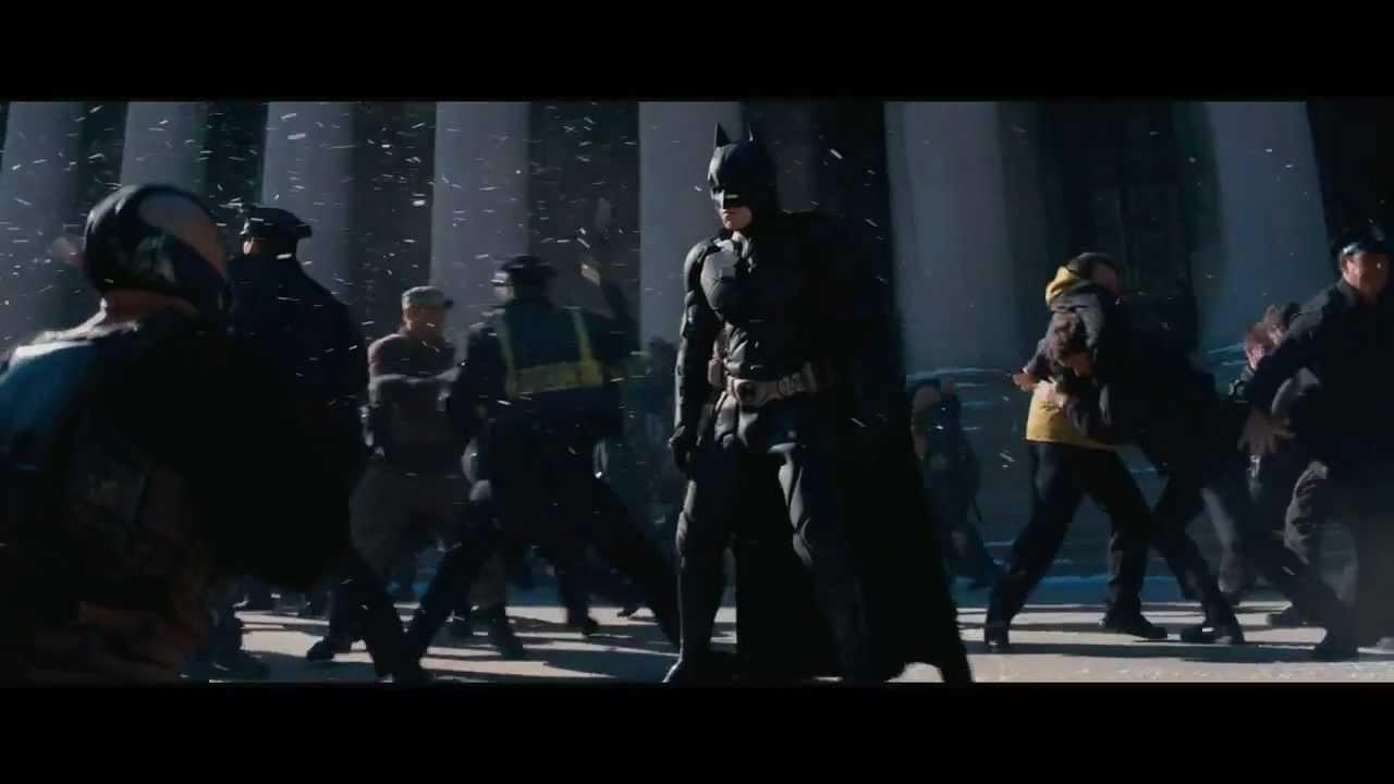 A Sötét Lovag Felemelkedés: Második Trailer (Szinkronos)