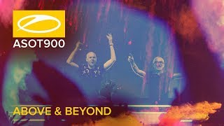 Above & Beyond live at A State Of Trance 900 (Jaarbeurs, Utrecht - The Netherlands)